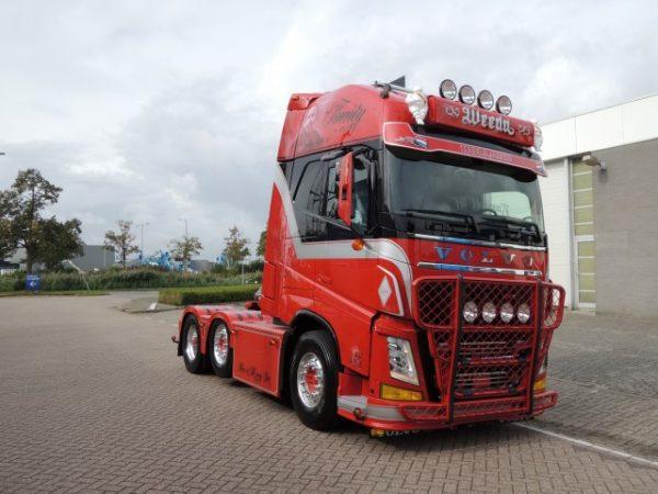 Weeda - Mayens M.C. - Volvo - Tekno - 75522 - 1:50