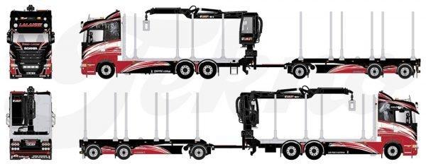Lalanne - Scania - Tekno - 76415 - 1:50