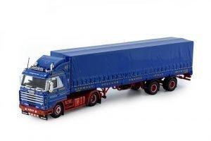Scania 3-serie Streamline 2 assi telonato – Steve Swain – Tekno 76821
