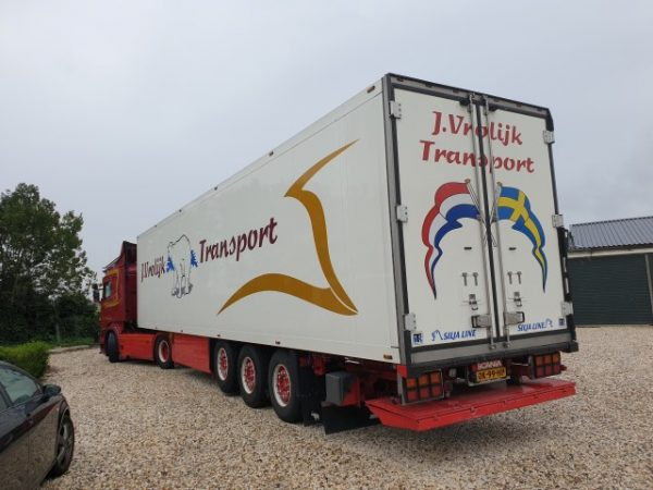 Allegro - Scania - Tekno - 81154 - 1:50
