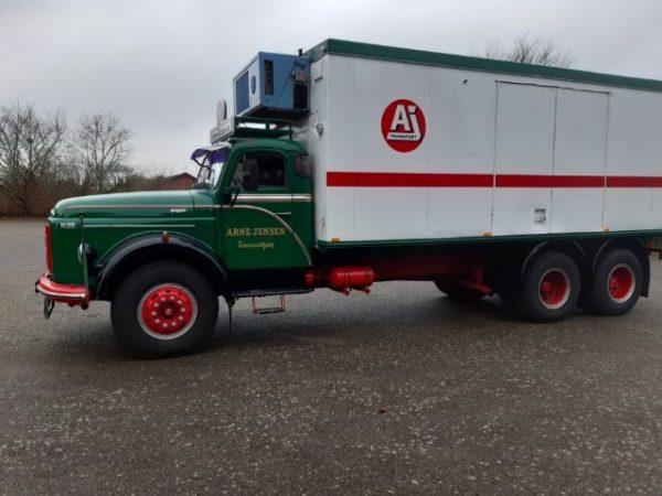 Jensen, Arne - Volvo - Tekno - 81343 - 1:50