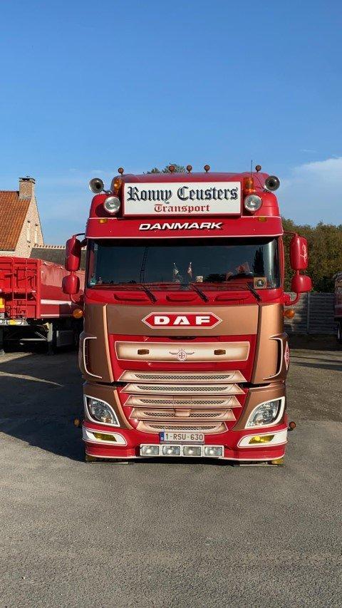 Ronny Ceusters - DAF - TEKNO - 81613 - 1:50