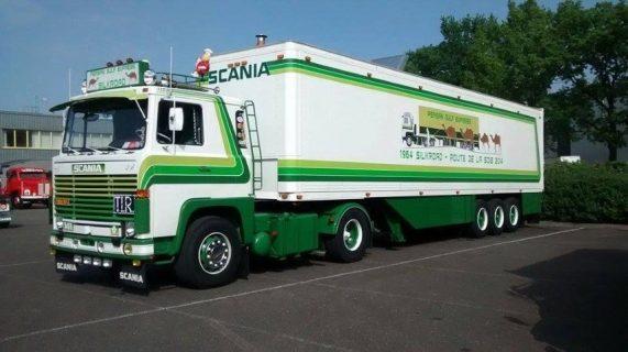 Daniel Morin – Espresso Golfo Persico – Scania – Tekno – 81660 – 1:50