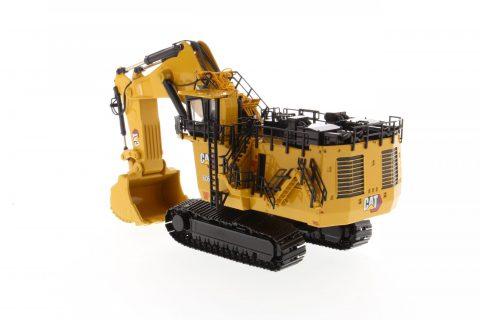 Cat 6060 Escavatore idraulico da miniera rovescio Diecast Masters – 1:87 – 85650