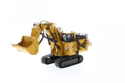 Cat 6060 Escavatore idraulico da miniera frontale – Diecast Masters – 1:87 – 85651