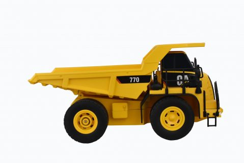RC CAT 770 Mining Truck – DIECASAT MASTERS – 23004 – 1:35