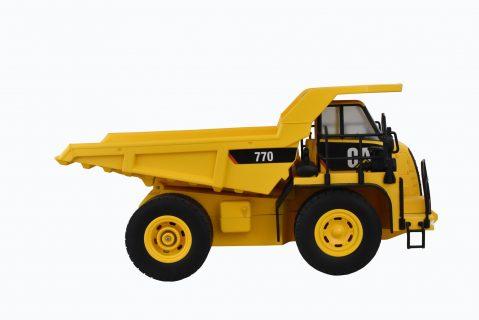 RC CAT 770 – Mining Truck – DIECAST MASTERS – 25006 – 1:24
