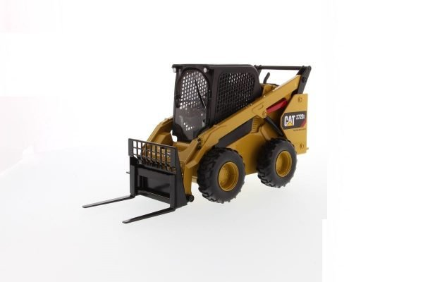 CAT 272D2 Skid Steer Loader - DIECAST MASTER - 85602 - 1:16