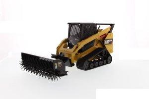 CAT 297D2 Multi Terrain Loader – DIECAST MASTER – 85603 – 1:16