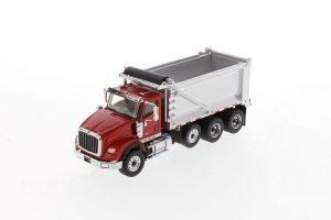 International HX620 SB Dump Truck – DIECAST MASTERS – 71076 – 1:50