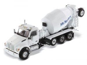 Kenworth T880 SBFA McNeilus BridgeMaster Mixer – DIECAST MASTER – 71081 – 1:50