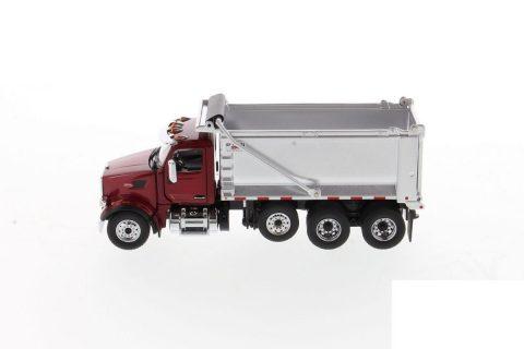 Peterbilt 567 SF OX Dump Truck – DIECAST MASTER – 71077 – 1:50