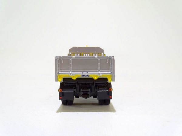Saurer D290B Hauber 4x4 Kipper - Golden Oldies - G0008373 - 1:50