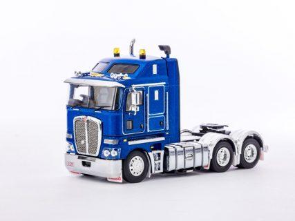 Metallic blue; KENWORTH K200 2.3 – WSI – Z01545 – 1:50