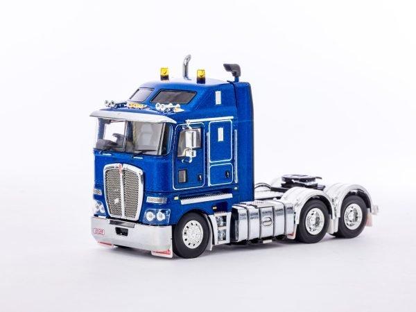 Metallic blue; KENWORTH K200 2.3 - WSI - Z01545 - 1:50