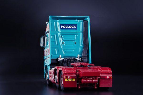 POLLOCK - Mercedes Benz - IMC - 33-0177 - 1:50