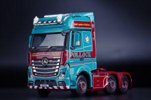 POLLOCK – Mercedes Benz – IMC – 33-0177 – 1:50