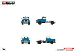 Premium Line; DAF 1600 TORPEDO 4X2 – WSI – 04-2128 – 1:50