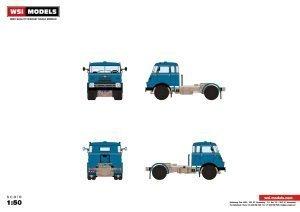 Premium Line; DAF 2000 DO 4X2 – WSI – 04-2127 – 1:50
