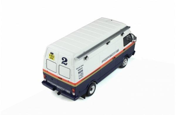 Volkswagen T35 Rothmanns assistenza - OTTOMOBILE - OT907 - 1:18