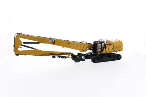 Caterpillar 352 Ultra High Demolition – Escavatore DEMOLITORE – DIECAST MASTER – 85663 – 1:50