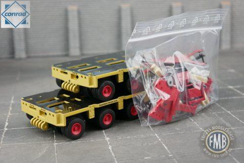 Baumann – Goldhofer THP/SL4 and THP/SL66 modules – Conrad – 98019/07 – 1:50
