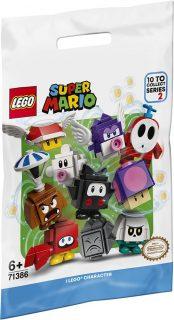 LEGO 71386 LEGO Super Mario – Pack Personaggi Serie 2