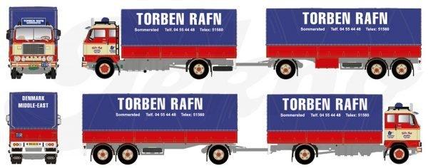 Torben Rafn - Scania - 81275 - 1:50