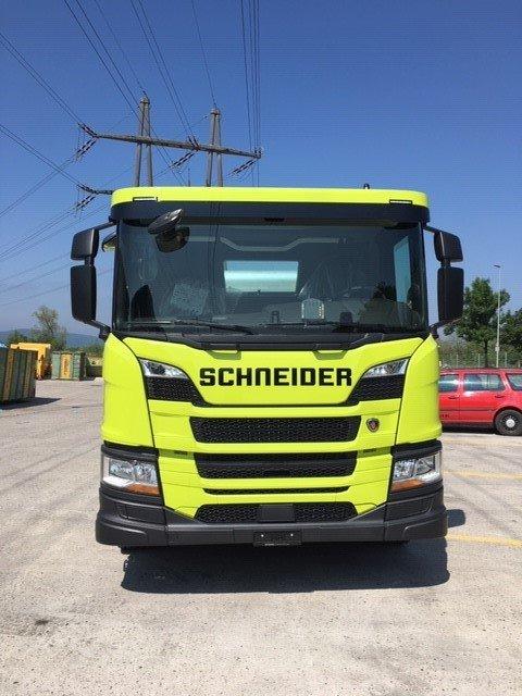 Schneider Umweltservice - Scania - 82605 - 1:50
