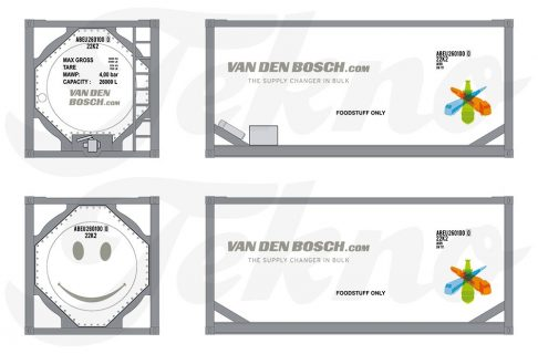 van den Bosch – TEKNO – 82942 – 1:50