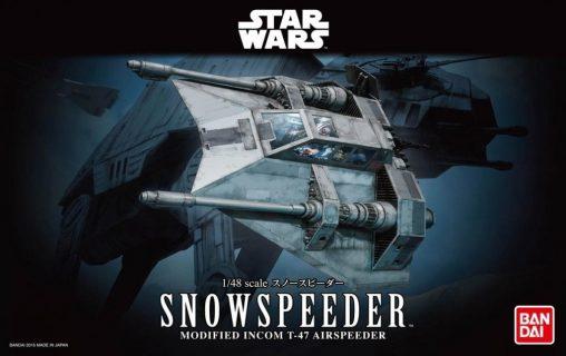 Snowspeeder – bandai – 0196692 – 1/48