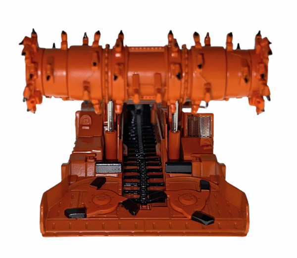 PREORDINE - 12-2021 - Continuous Miner - WEISS BROTHERS - WBR029 - 1:50