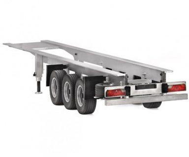 3Axle Trailer Chassis Ver. II – Carson – 500907030 – 1:14