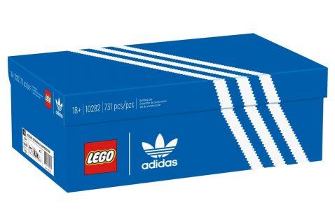 LEGO 10282 – Adidas Originals Superstar