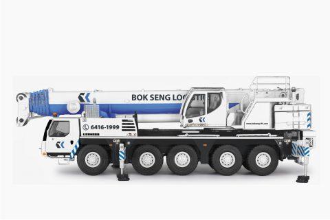 Gru Mobile LTM 1110-5.1 – Liebherr – 2120/01 – 1:50