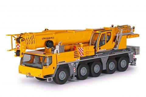 Gru Mobile Liebherr LTM 1110-5.1 – Conrad – 2120/0 – 1:50