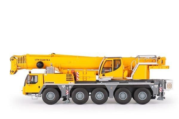 Gru Mobile Liebherr LTM 1110-5.1 - Conrad - 2120/0 - 1:50