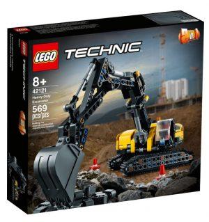 LEGO 42121 – Escavatore pesante