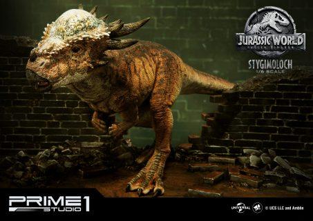 JURASSIC WORLD F.K. STYGIMOLOCH STATUE – Prime 1 Studio – 73396