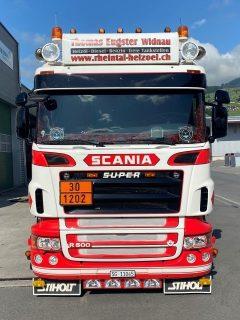 Preordine – Q3-2022 – Eugster, Thomas – Motrice 6×4 – Scania – 82873 – 1:50