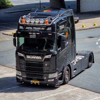 Preordine – Q3-2022 – Japal – Scania – Trattore 4×2 – Tekno – 82975 – 1:50