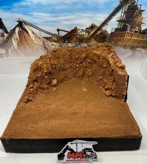 Diorama mini scavo e carico miniera – 1/50 – 1/43 – (mezzi non inclusi)