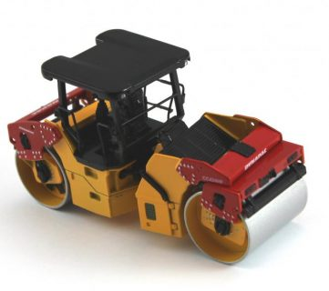 DYNAPAC Asphalt roller CC424HF with 4 Rops – m3387 – 1:50