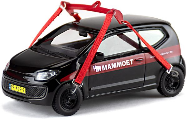MAMMOET POOL CAR - IMC - 410257 - 1:50